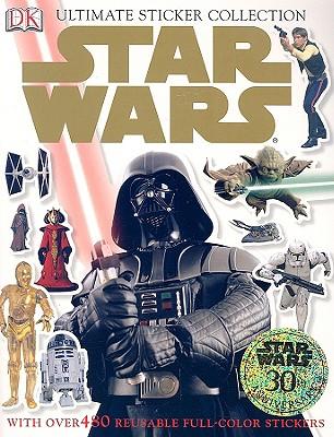 Star Wars Ultimate Sticker Collection By Smith, Rebecca/ Beecroft, Simon/ Pickering, David/ Scott, Heather